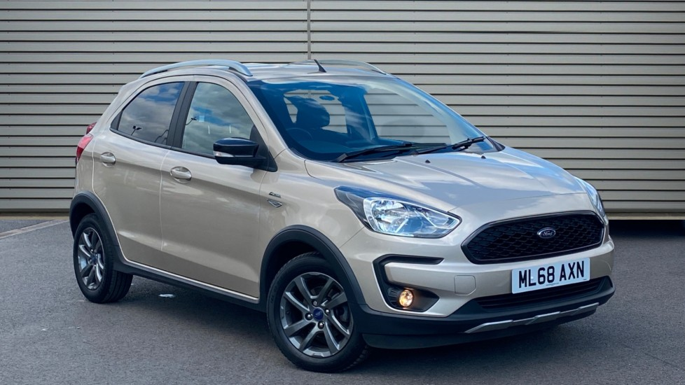 Used Ford Ka+ Hatchback 1.2 Ti-VCT Active (s/s) 5dr
