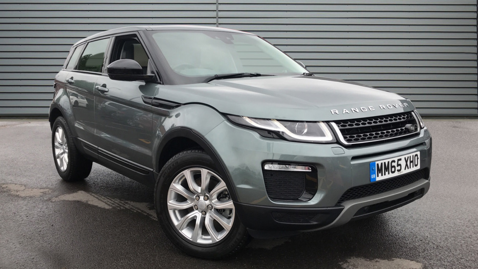 Used Land Rover RANGE ROVER EVOQUE SUV 2.0 TD4 SE Tech 4WD (s/s) 5dr