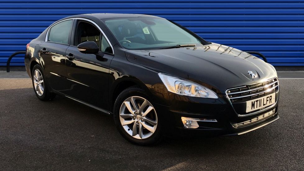 Used Peugeot 508 Saloon 1.6 e-HDi Active EGC 4dr