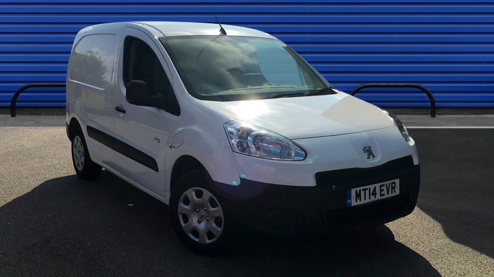 Used Peugeot PARTNER Panel Van E Electric SE L1 636 6dr