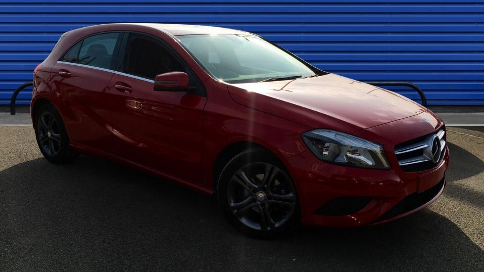 Used Mercedes-benz A CLASS Hatchback 1.5 A180 CDI BlueEFFICIENCY Sport 5dr