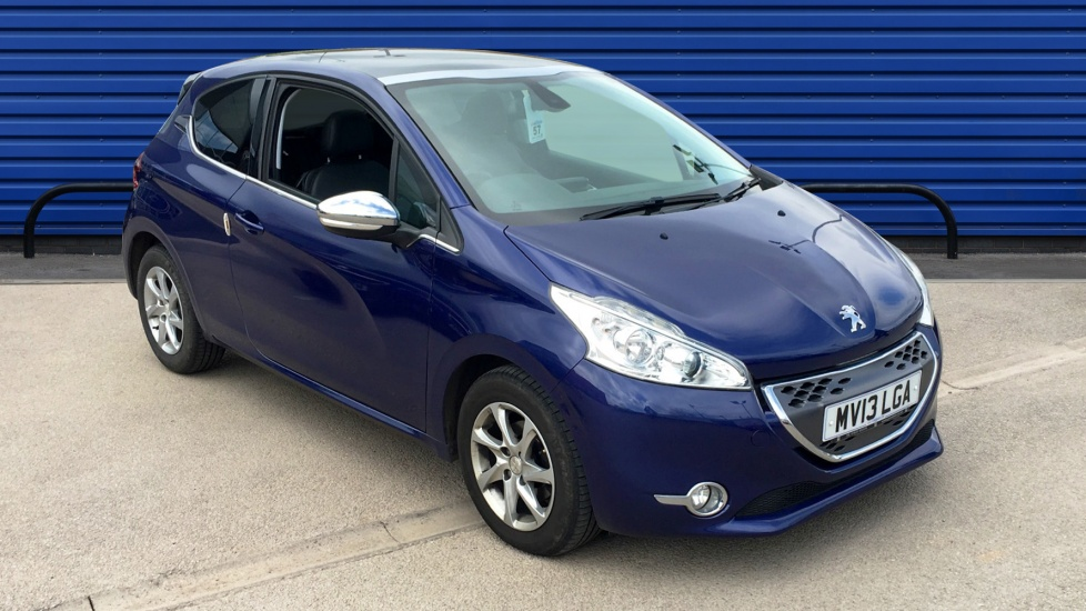 Used Peugeot 208 Hatchback 1.4 e-HDi FAP Allure EGC 3dr (start/stop)