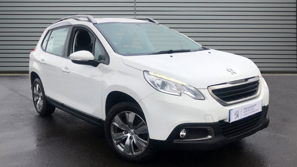 Used Peugeot 2008 SUV 1.6 VTi Active 5dr