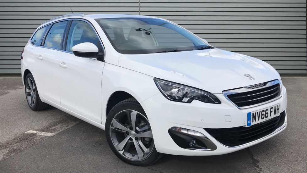 Used Peugeot 308 SW Estate 1.2 PureTech Allure EAT6 (s/s) 5dr