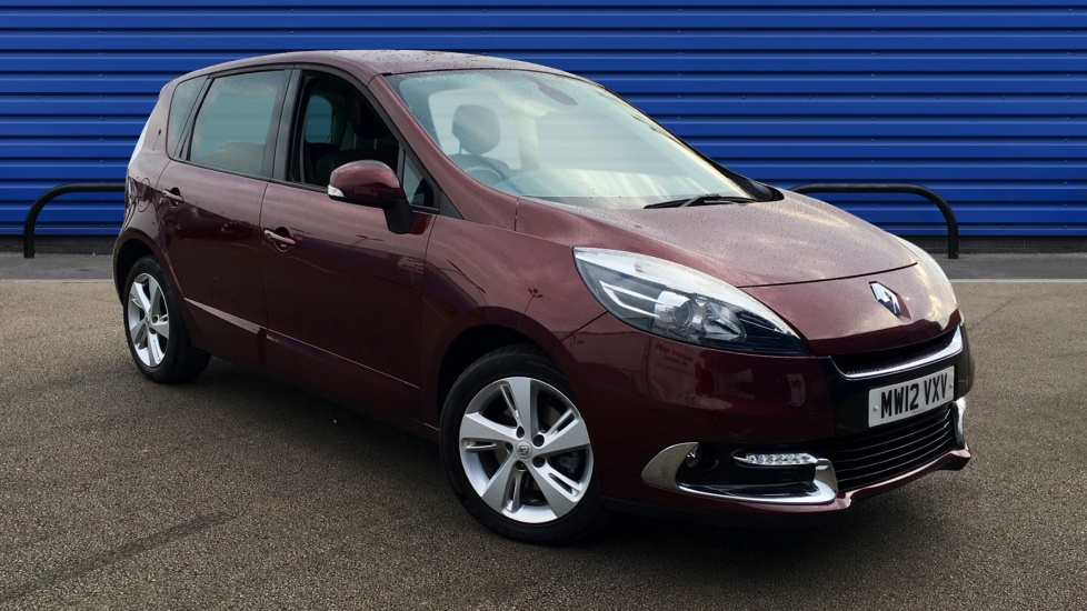 Used Renault SCENIC MPV 1.6 VVT Dynamique 5dr (Tom Tom)