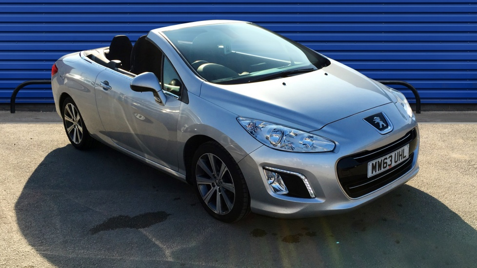 Used Peugeot 308 CC Convertible 1.6 e-HDi Active 2dr (Nav, start/stop)