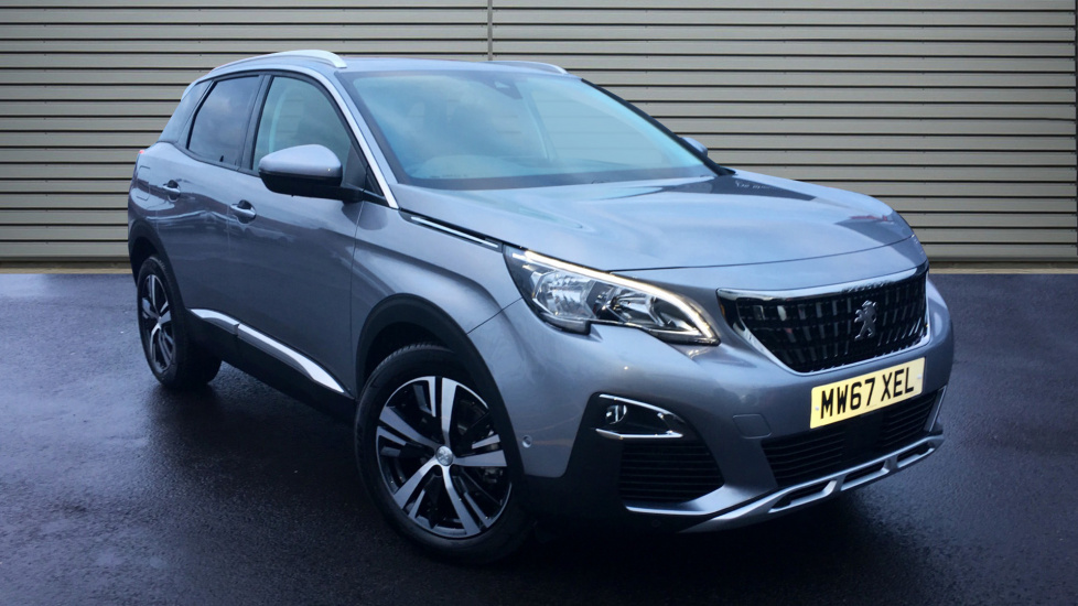 Used Peugeot 3008 SUV SUV 1.2 PureTech Allure EAT6 5dr (start/stop)
