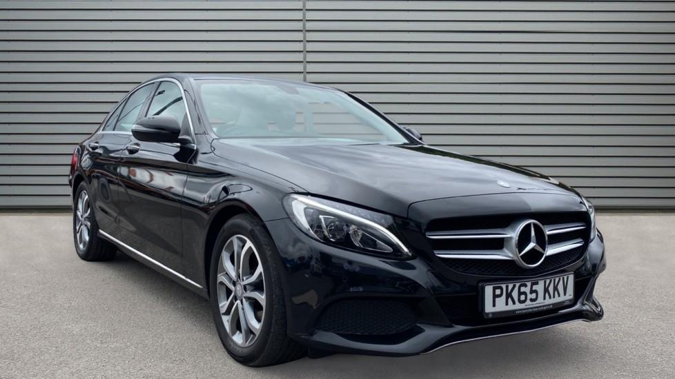 Used Mercedes-benz C Class Saloon 2.1 C220d Sport (Premium) 7G-Tronic+ (s/s) 4dr
