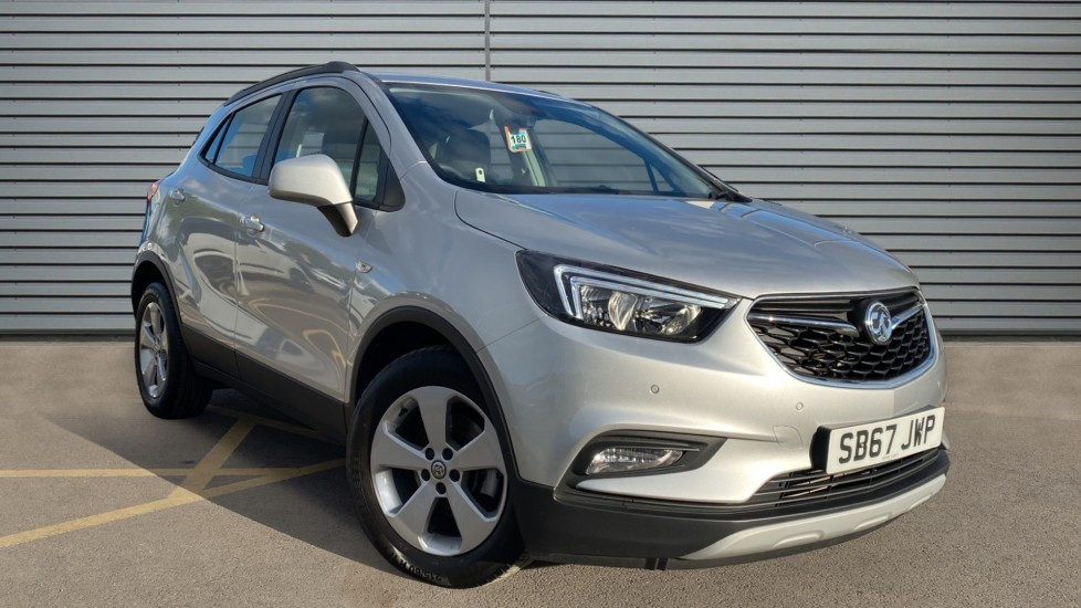 Used Vauxhall Mokka X SUV 1.6 CDTi Active (s/s) 5dr 17in Alloy
