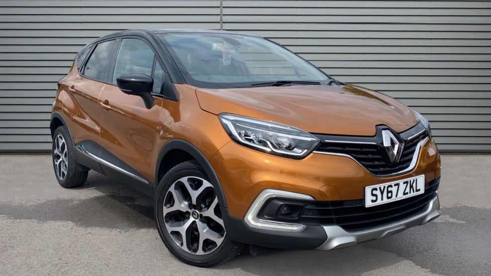 Used Renault Captur SUV 0.9 TCe ENERGY Signature X Nav (s/s) 5dr