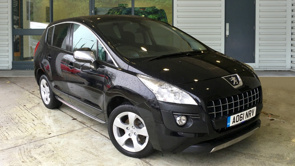 Used Peugeot 3008 Hatchback 1.6 e-HDi FAP Exclusive EGC 5dr
