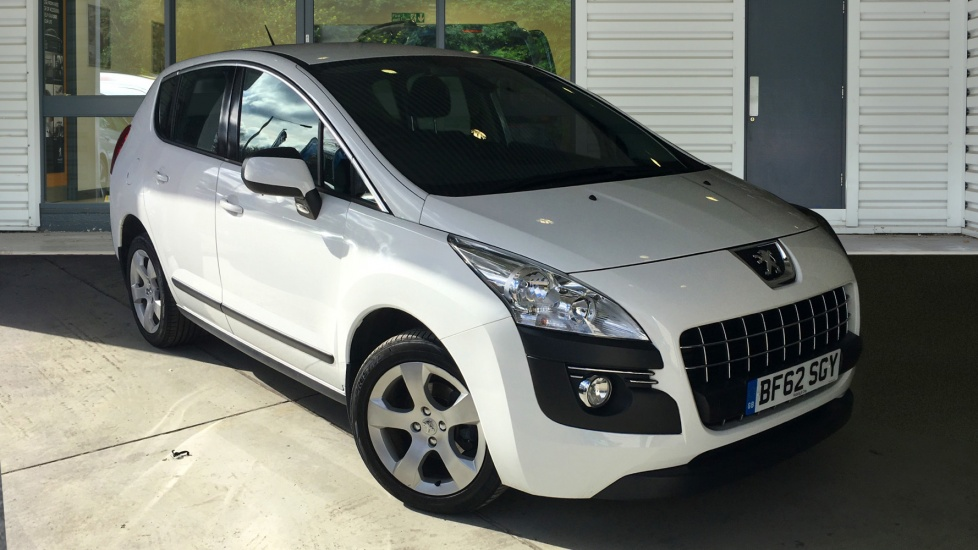 Used Peugeot 3008 Hatchback 1.6 HDi Active 5dr