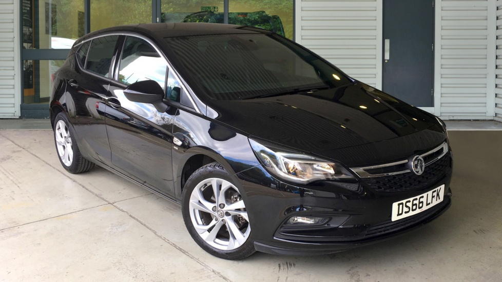 Used Vauxhall ASTRA Hatchback 1.4 i 16v Turbo SRi Hatchback 5dr