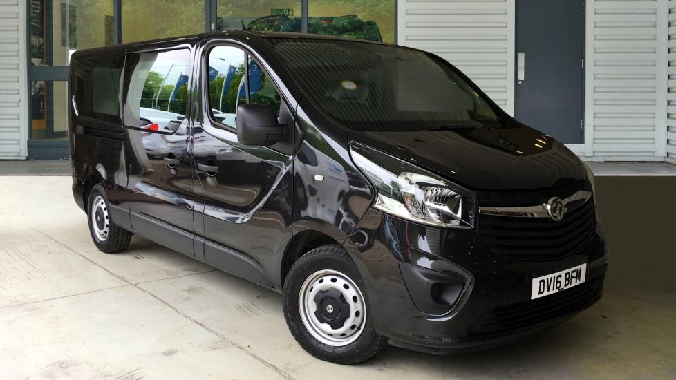 Used Vauxhall VIVARO Other 1.6 CDTi ecoFLEX BiTurbo 2900 L2H1 Combi 4dr (start/stop, 9 seats)