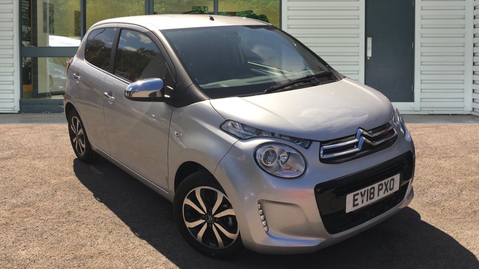 Used Citroen C1 Hatchback 1.0 VTi Flair 5dr