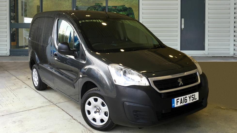 Used Peugeot PARTNER Panel Van 1.6 BlueHDi (Eu6) Professional L1 651 5dr