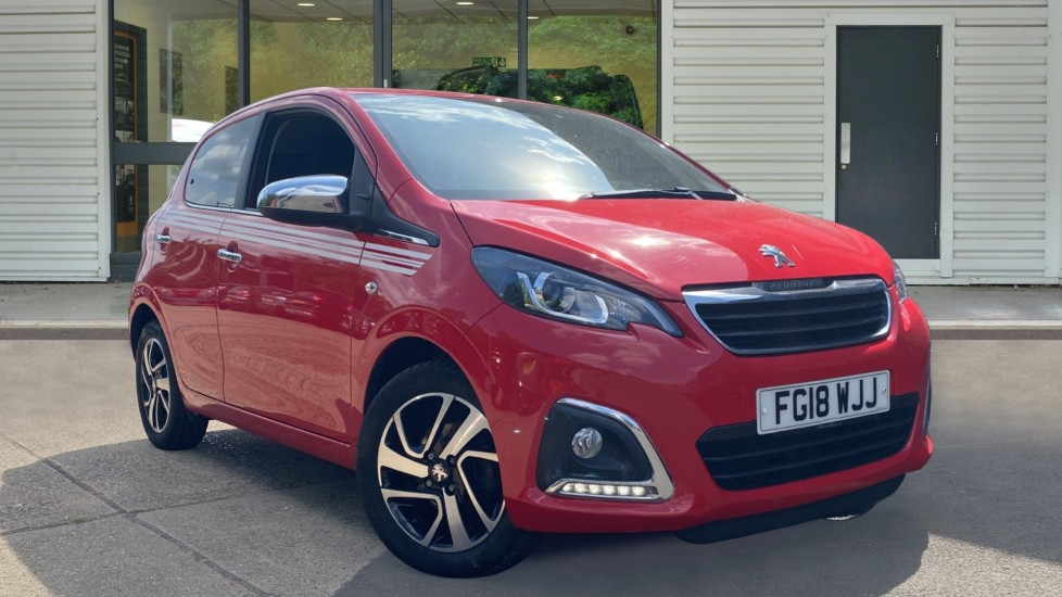 Used Peugeot 108 Hatchback 1.2 PureTech Collection 5dr