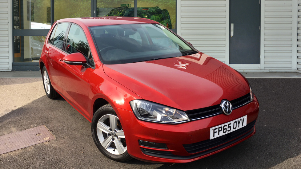Used Volkswagen GOLF Hatchback 1.4 TSI BlueMotion Tech Match DSG (s/s) 5dr