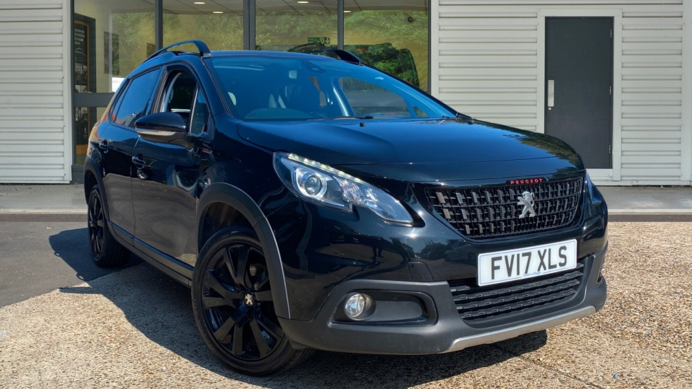 Used Peugeot 2008 SUV 1.6 BlueHDi GT Line (s/s) 5dr