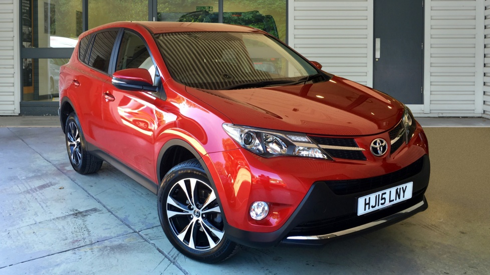 Used Toyota RAV4 SUV 2.2 D-CAT Icon AWD 5dr