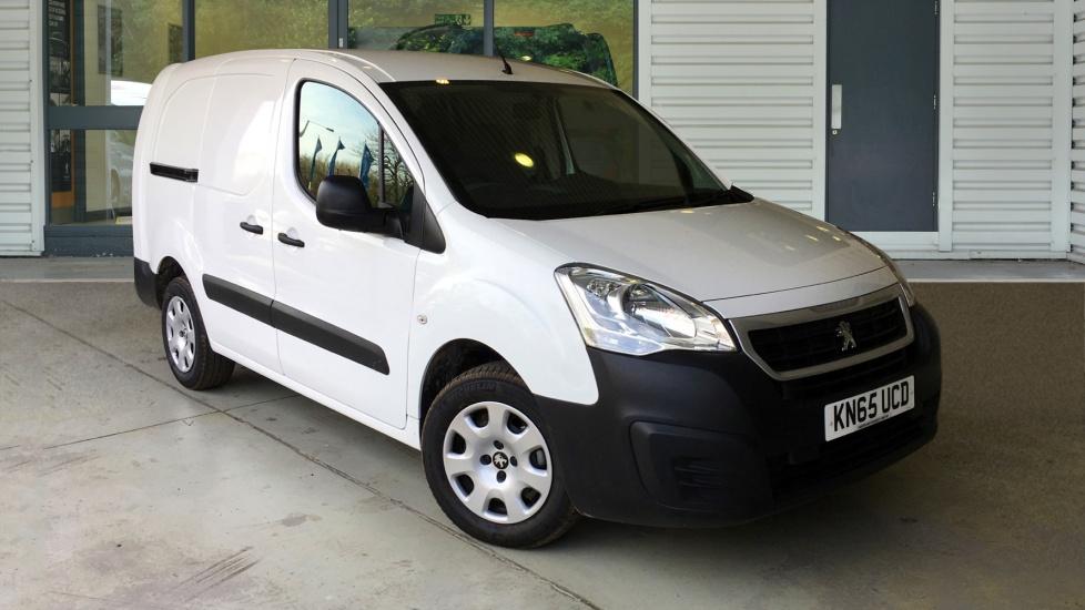 Used Peugeot PARTNER Combi Van 1.6 HDi S L2 Crew Van 4dr
