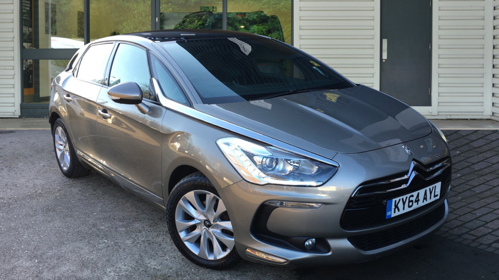 Used Citroen DS 5 Hatchback 1.6 e-HDi Airdream DStyle ETG6 5dr