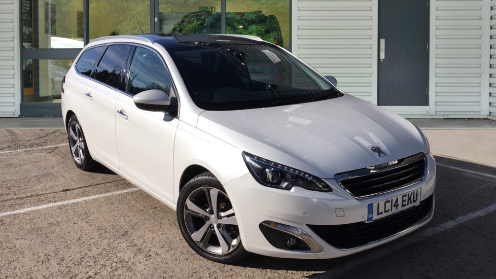 Used Peugeot 308 SW Estate 1.6 e-HDi Allure (s/s) 5dr