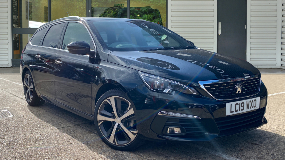 Used Peugeot 308 SW Estate 1.5 BlueHDi GT Line EAT (s/s) 5dr