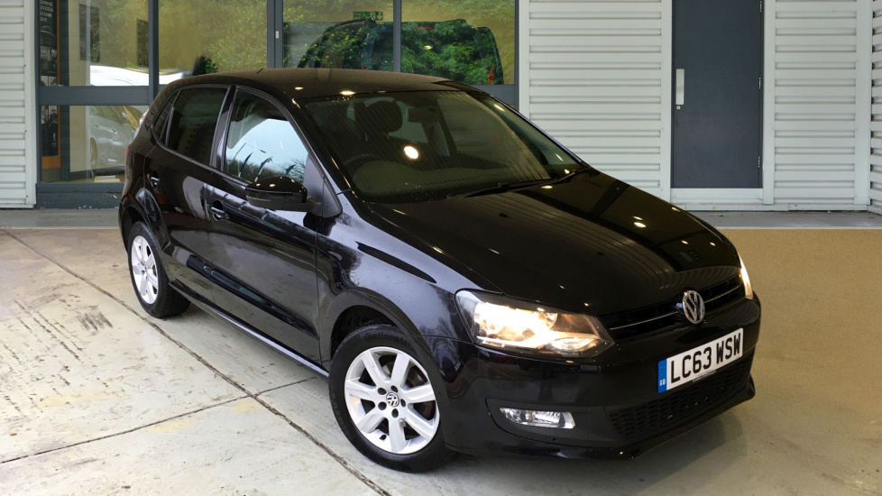 Used Volkswagen POLO Hatchback 1.4 Match Edition 5dr