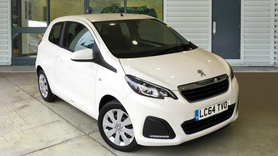 Used Peugeot 108 Hatchback 1.0 Active 3dr