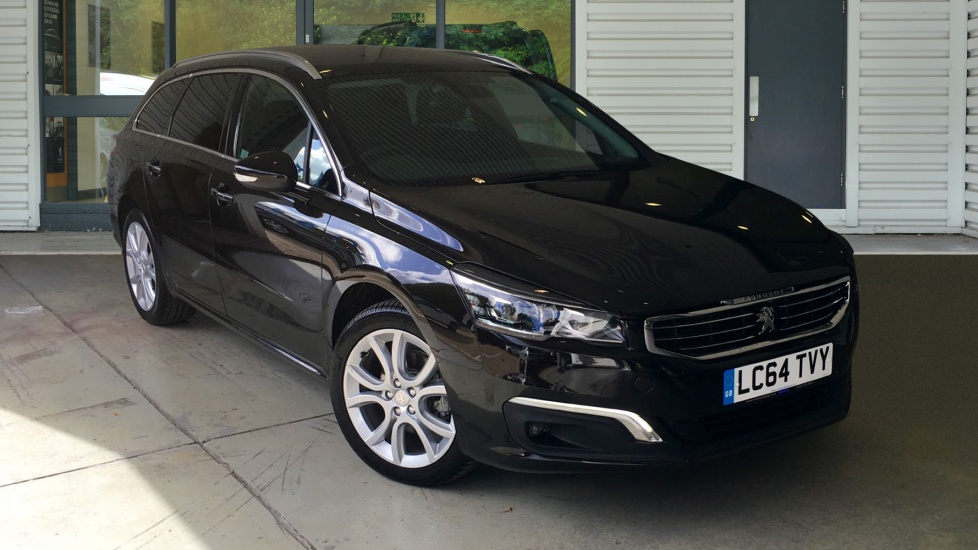 Used Peugeot 508 SW Estate 2.0 HDi FAP Allure 5dr (Nav)