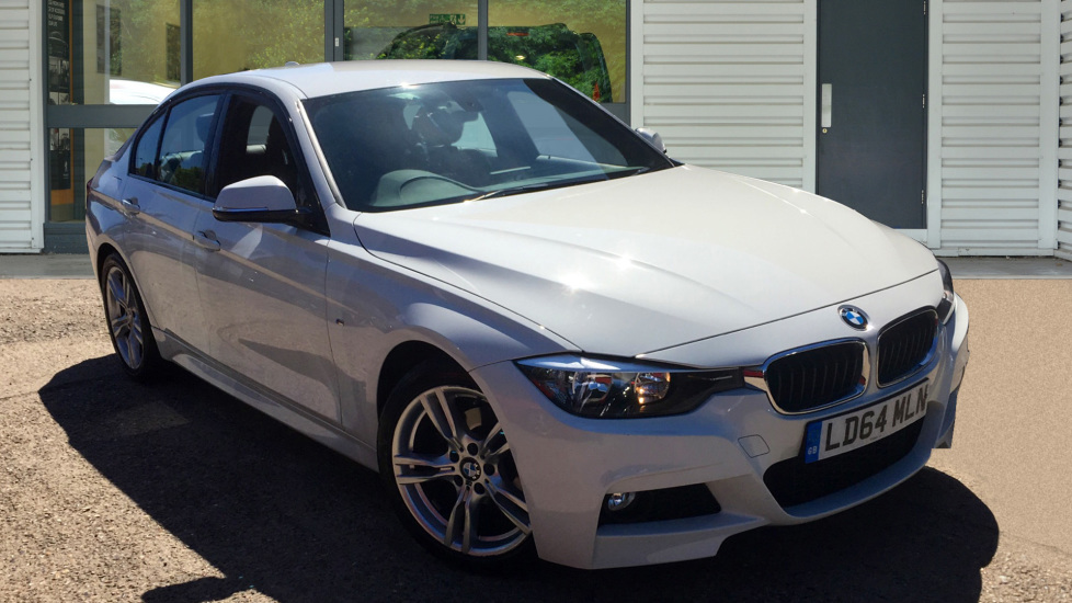 Used BMW 3 SERIES Saloon 2.0 318d M Sport (s/s) 4dr