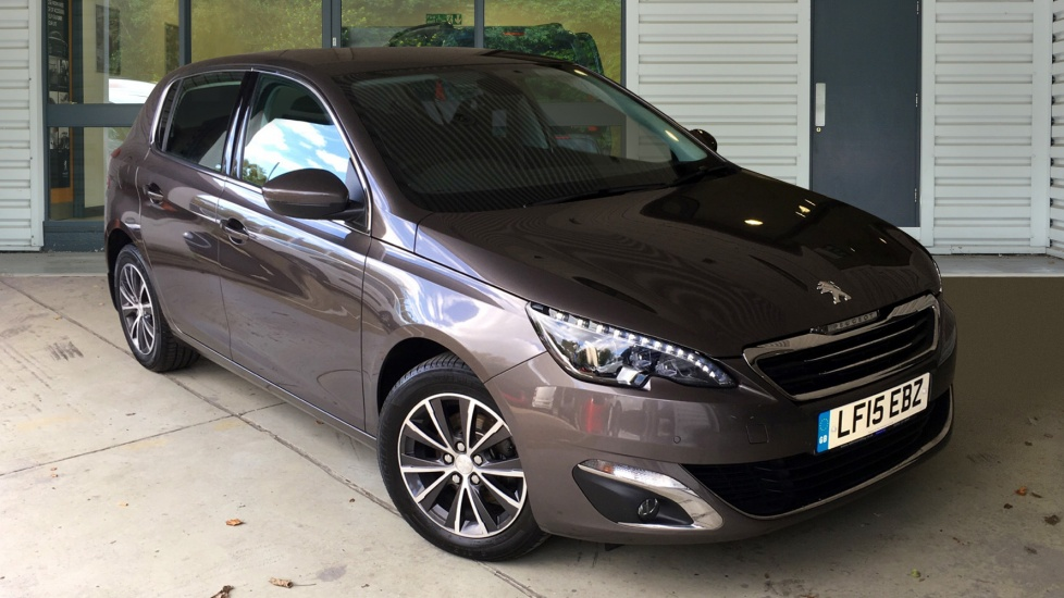 Used Peugeot 308 Hatchback 1.6 BlueHDi Allure 5dr (start/stop)