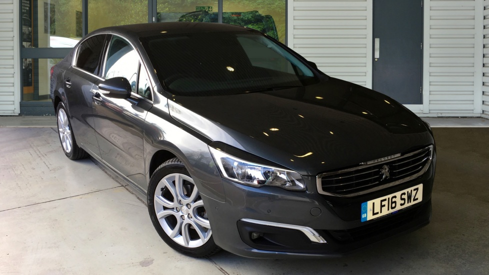 Used Peugeot 508 Saloon 2.0 HDi Allure 4dr