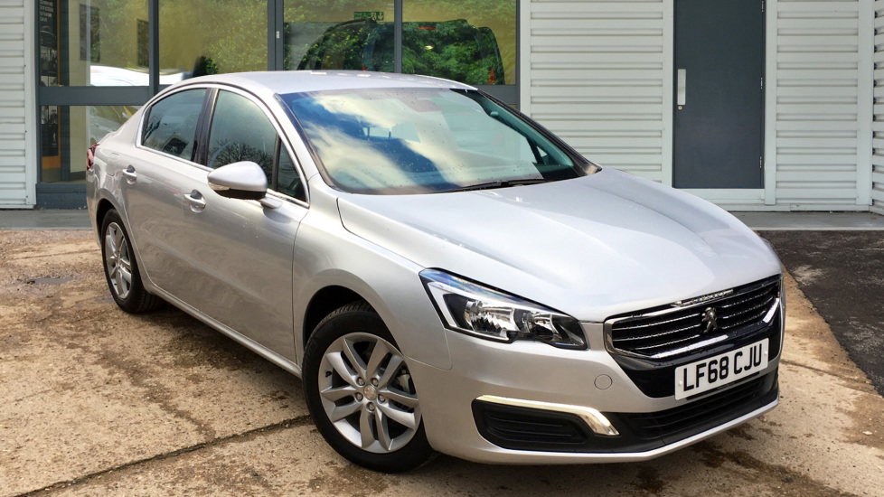 Used Peugeot 508 Saloon 1.6 BlueHDi Active (s/s) 4dr
