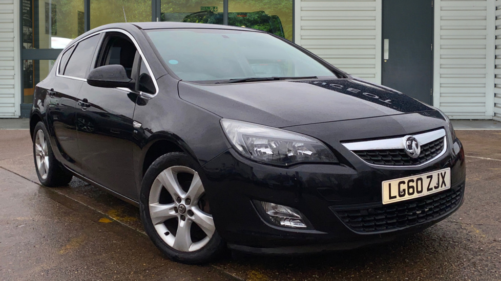 Used Vauxhall Astra Hatchback 1.6 16v SRi Auto 5dr