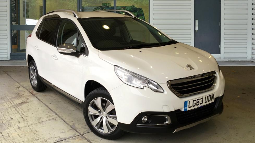 Used Peugeot 2008 SUV 1.2 VTi Allure 5dr