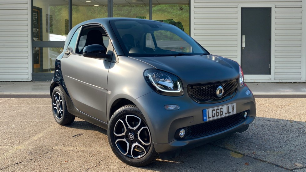 Used Smart fortwo Coupe 0.9T Prime (Premium Plus) Twinamic (s/s) 2dr