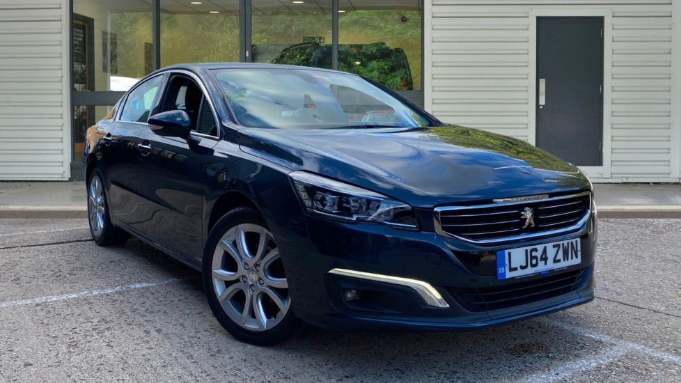 Used Peugeot 508 Saloon 1.6 e-HDi Allure (s/s) 4dr