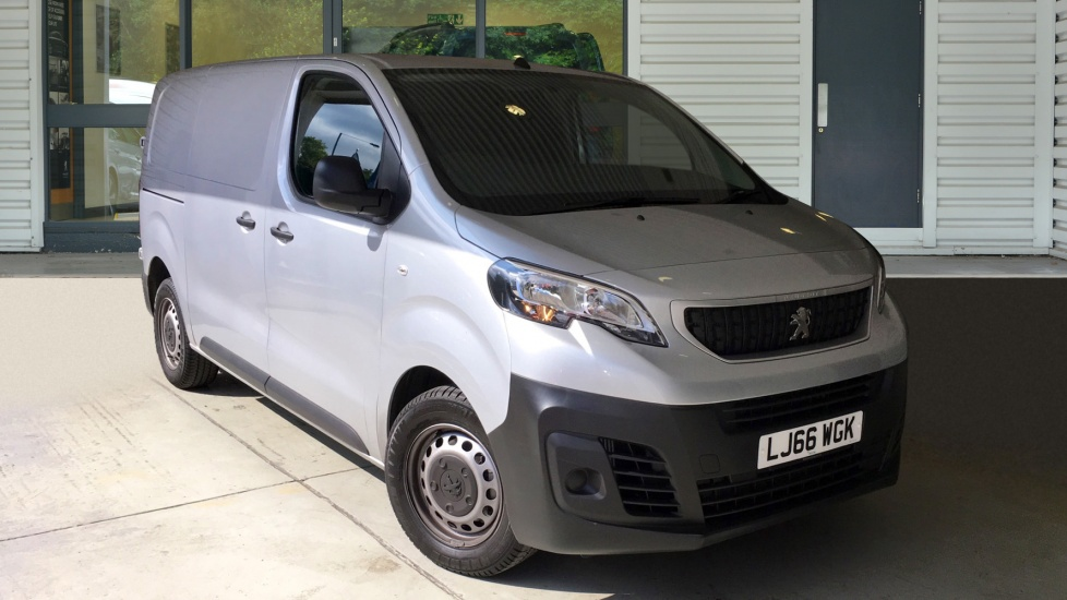 Used Peugeot EXPERT Panel Van 2.0 BlueHDi (EU6) Professional Standard 1400 5dr (start/stop)