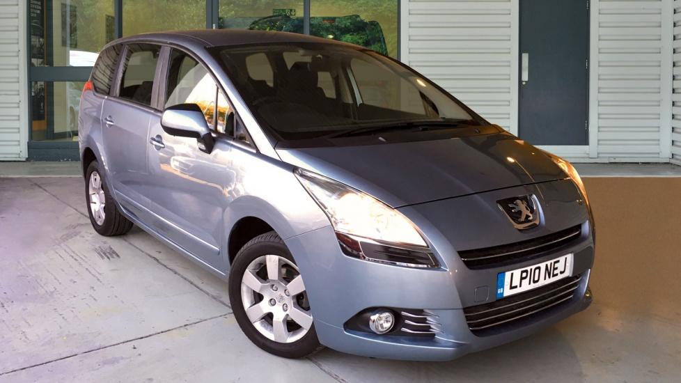 Used Peugeot 5008 MPV 1.6 HDi FAP Sport 5dr