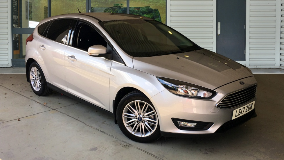 Used Ford FOCUS Hatchback 1.0 T EcoBoost Zetec Edition Hatchback 5dr (start/stop)
