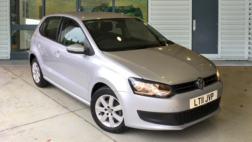 Used Volkswagen POLO Hatchback 1.2 SE 5dr