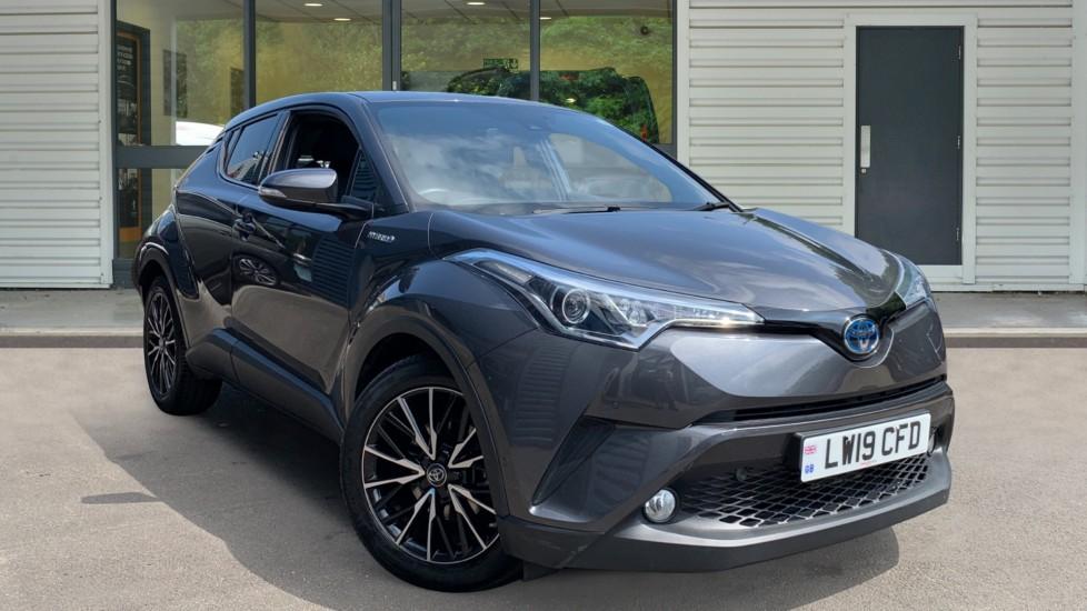 Used Toyota C-HR SUV 1.8 VVT-h Excel CVT (s/s) 5dr