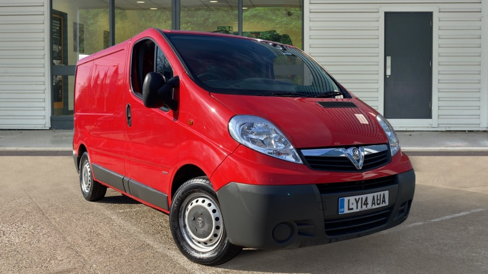 Used Vauxhall Vivaro Panel Van 2.0 CDTi ecoFLEX 2900 Panel Van 4dr (EU5, SWB)