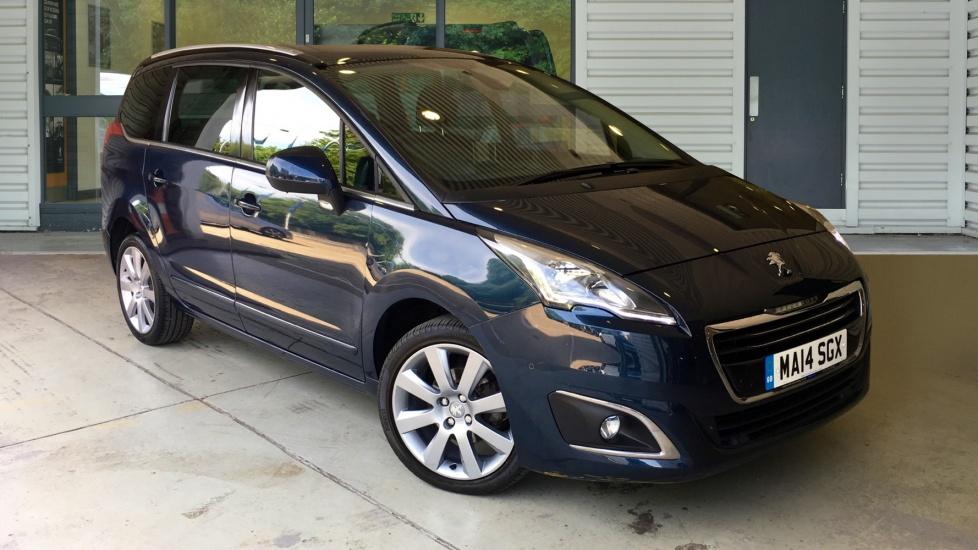 Used Peugeot 5008 MPV 1.6 HDi FAP Allure 5dr