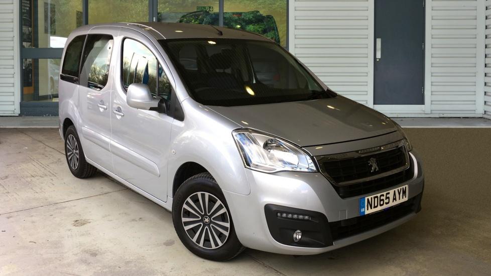 Used Peugeot PARTNER TEPEE MPV 1.6 BlueHDi Tepee Allure 5dr (start/stop)