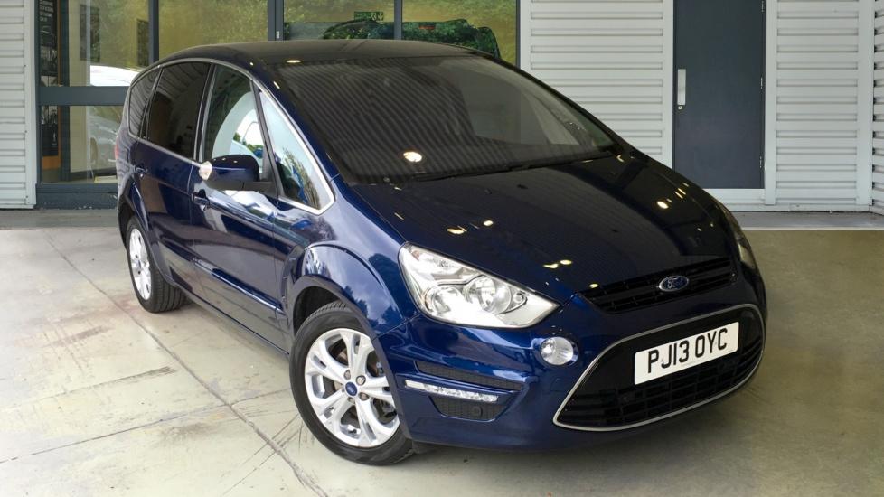 Used Ford S-MAX MPV 2.0 TDCi Titanium Powershift 5dr