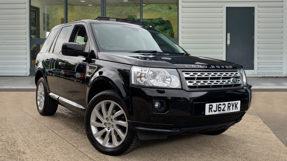 Used Land Rover Freelander 2 SUV 2.2 SD4 HSE 4X4 5dr