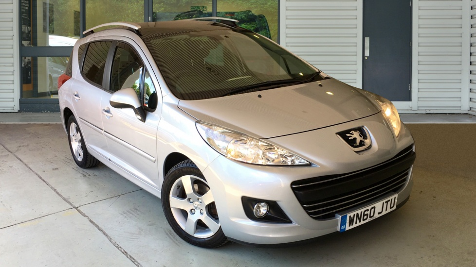 Used Peugeot 207 SW Estate 1.6 HDi FAP Sport 5dr
